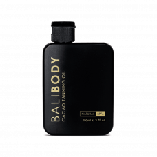 Bali Body Масло для загара Cacao Tanning Oil SPF6