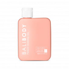 Bali Body Peach Tanning Oil SPF6 Масло для загара с персиком