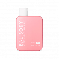 Bali Body Watermelon Tanning Oil SPF6 Масло для загара