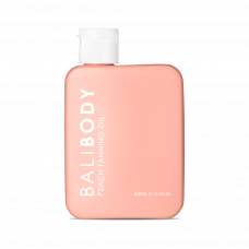 Bali Body Peach Tanning Oil SPF 15 Масло для загара с персиком