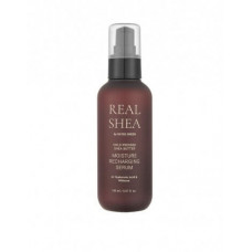 Rated Green Real Shea Cold Pressed Shea Butter Moisture Recharging Serum Увлажняющая сыворотка для волос