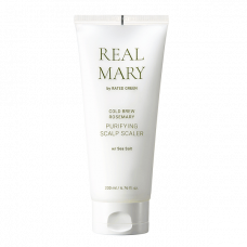 Rated Green Real Mary Cold Brew Rosemary Purifying Scalp Scaler очищающая маска для кожи головы