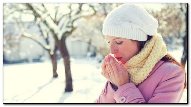 как защитить руки зимой